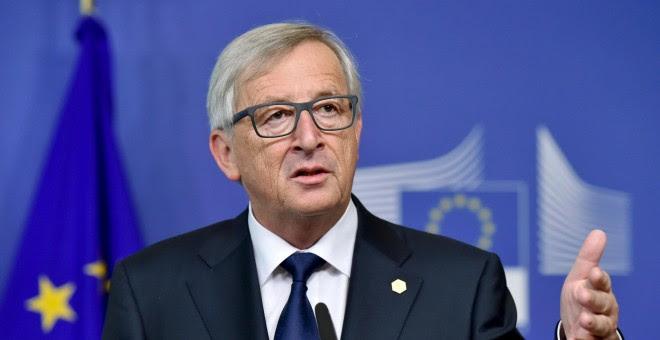Jean Claude Juncker, presidente de la Comisión Europea./ REUTERS/Eric Vidal