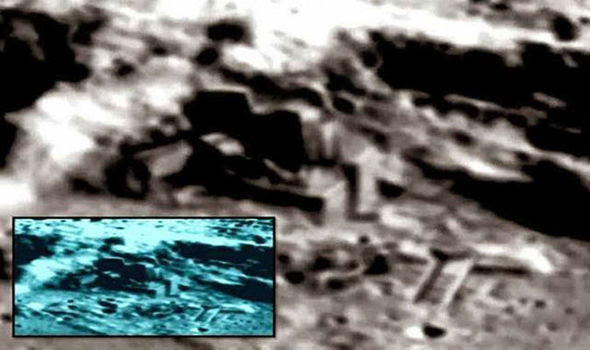 Shocking Moon Claims! 'Intelligently Built Structures' on Far Side of the Moon? (Video)