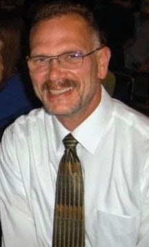 Dave Hart smiling