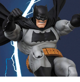 The Dark Knight Returns MAFEX No.106 Batman
