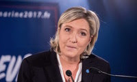 Small blog le pen
