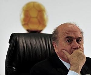 COLETIVA DE IMPRENSA PRESIDENTE DA FIFA