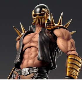 Fist of the North Star Super Action Statue Jagi