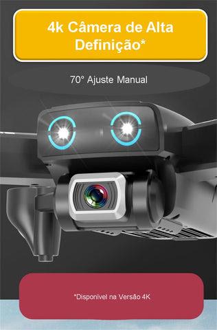 Drone 4k s167 barato