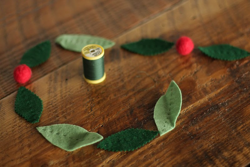 идея украшения на Рождество своими руками