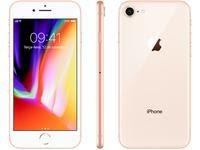 iPhone 8 Apple 64GB Dourado 4G Tela 4,7?
