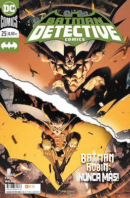 Batman: Detective Comics. Renacimiento (Rústica 72 pp) #25