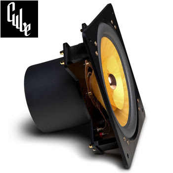 Cube Audio Full Range Drivers