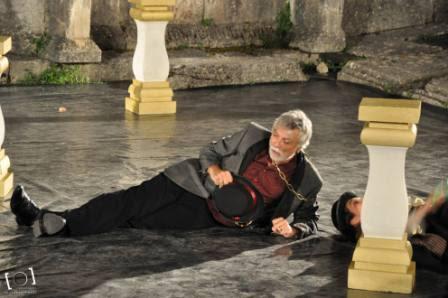 Re Lear | Stefano Sabelli | Teatro dell'Orologio