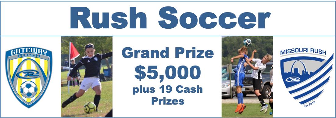 Rush Soccer Organization Fundraiser