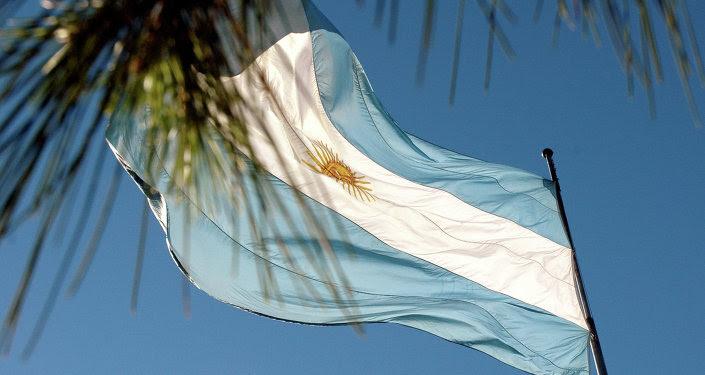 Bandera nacional de Argentina