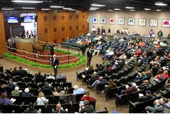The Fasig-Tipton Midlantic sale of 2-year-olds in training takes place May 21-22 in Timonium, Md.