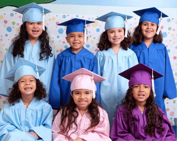 Centro Infantil Graduates!