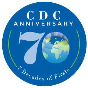 CDC 70th Anniversary