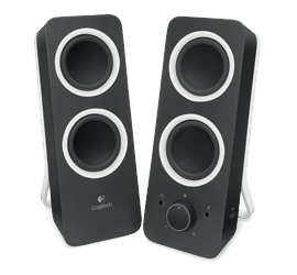 Image result for LOGITECH 200 SPEAKERS