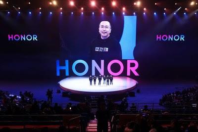 El Sr. George Zhao habló en la HONOR Fans Fest en Pekín tras el lanzamiento en China del HONOR View20