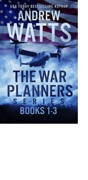 The War Planners Series: Books 1–3