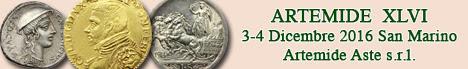 Asta di monete romane, medievali e moderne
