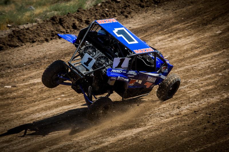 Brock Heger, Yamaha Motorsports XYZ, Maxxis Tires, Method Race Wheels, Bink Designs