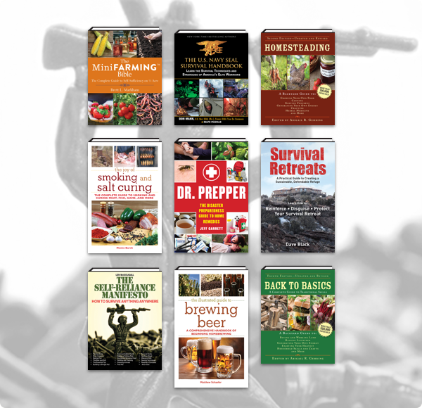 Humble Book Bundle: Survive Anything by Skyhorse