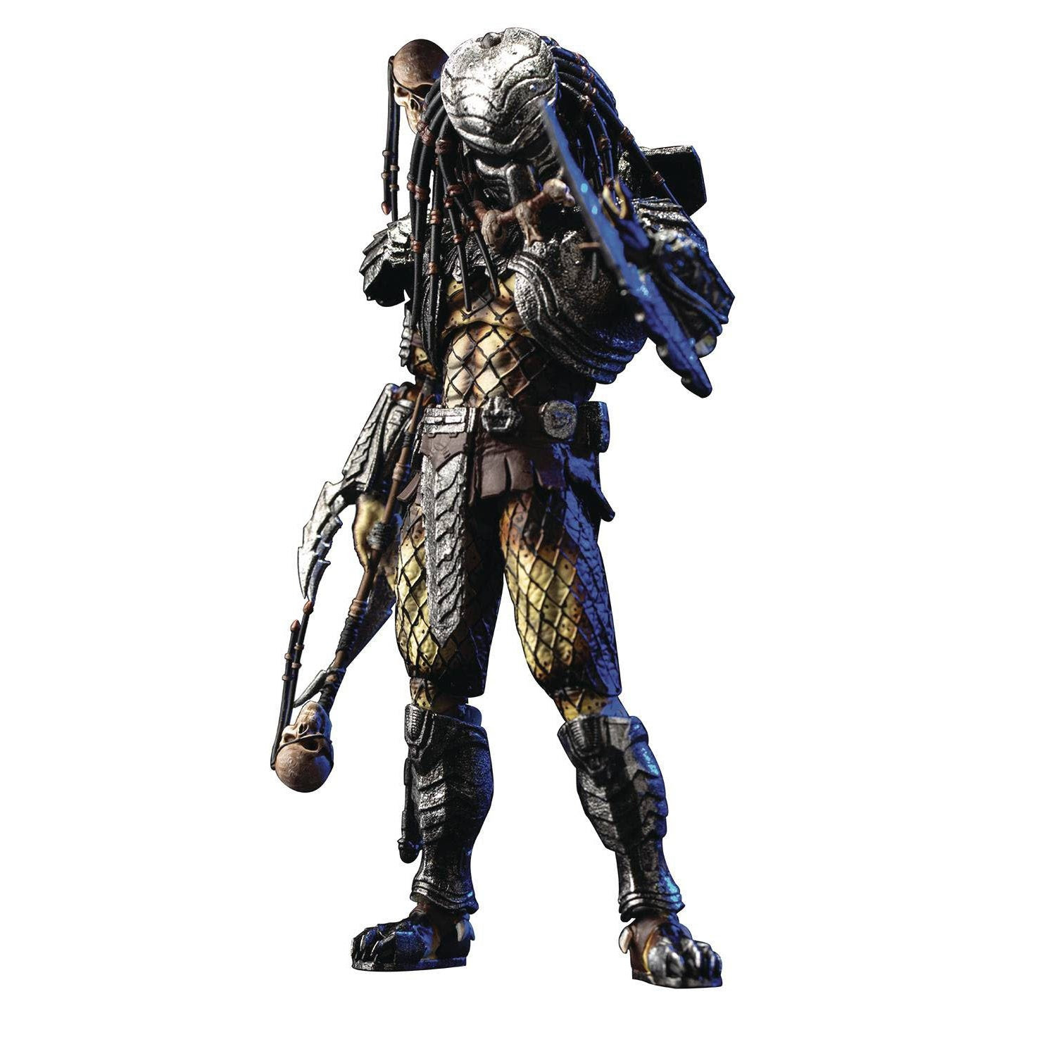 Image of AVP Chopper Predator PX 1/18 Scale Figure - AUGUST 2021