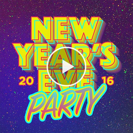2016 New Year's Eve Party