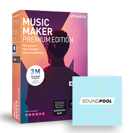 Music Maker Premium Edition: 1 Soundpool Collection