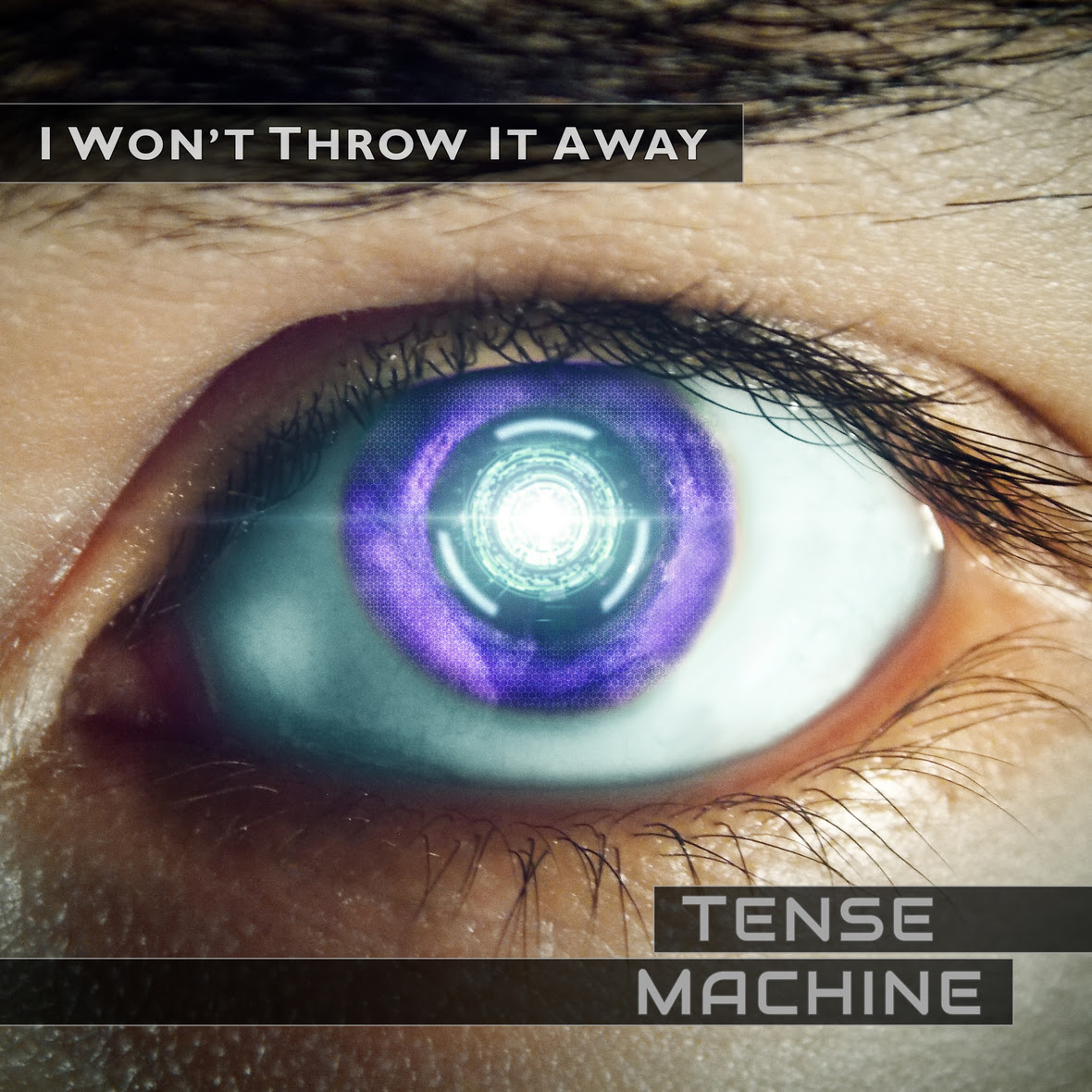 TenseMachine Artwork ThrowItAway 3000X3000