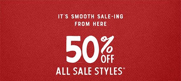 Women's Sale Styles
