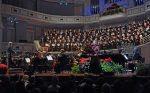 Indianapolis Symphonic Choir. Sunday, Dec. 22, 2013. Palladium- Carmel, IN. (Photo/Tom Russo)