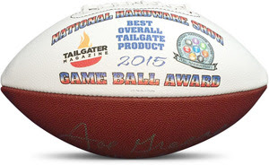 National-Hardware-Show-2015-Best-Tailgate-Product-Football