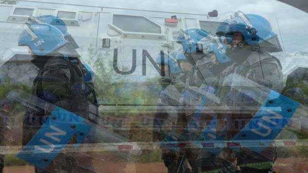 """Has it Begun? United Nations """"Peacekeepers"""" to Hit the Streets of Chicago? The Truth…"""