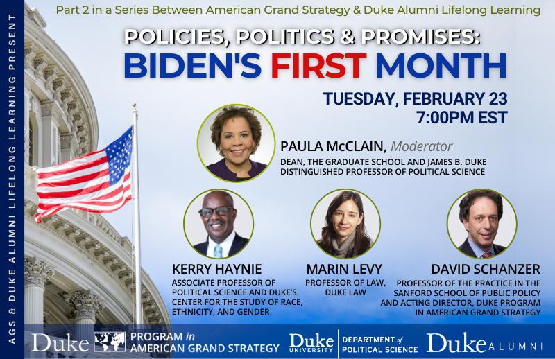 Joe Biden, 46th President of the United States @ https://rsvp.duke.edu/event/39a74ae8-2d26-426c-808f-c02578019474/regProcessStep1