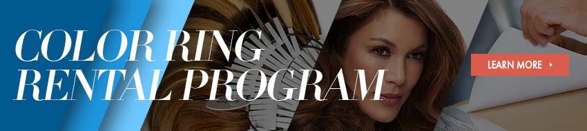 BeautyTrends Color Ring Rental Program
