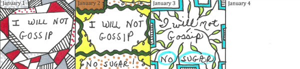 New Day's Resolutions Resized