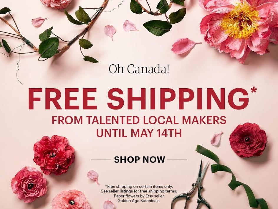 8 Meaningful Mothers Day Gifts from Etsy and Free Shipping