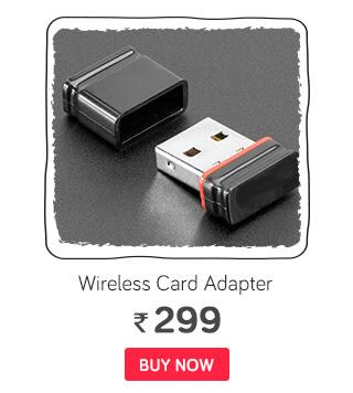 Wireless Card Adapter