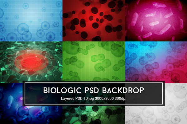 Biologic PSD Backdrop
