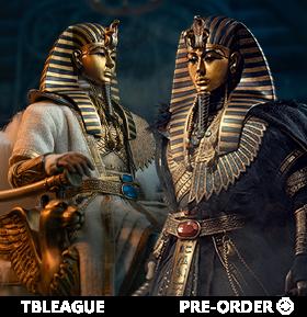 Pharaoh Tutankhamun 1/6 Scale Figure