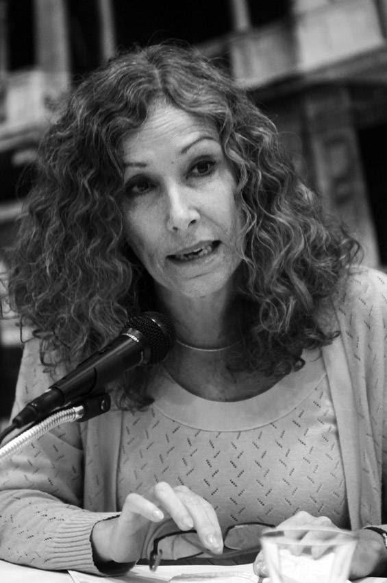 Constanza Moreira. / Foto: Sandro Pereyra (Archivo, Marzo de 2014)