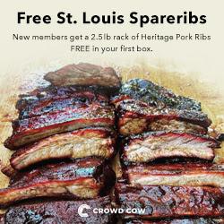 Free St. Louis Spareribs 250x250
