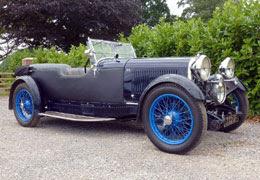 1930 Lagonda 2 Litre Low Chassis Tourer