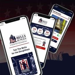 Bells of Peace Participation App