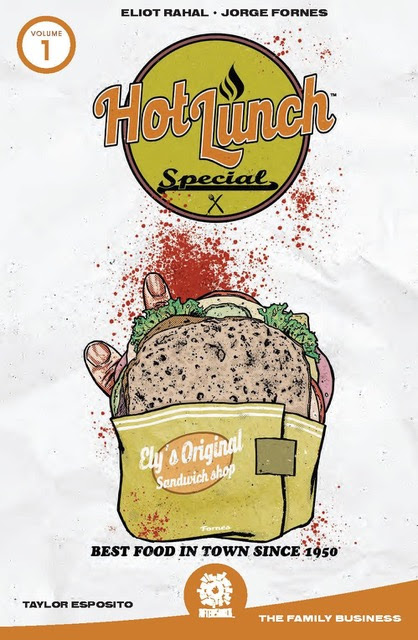 Hot Lunch Special Vol 1