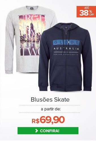 Blusões Skate