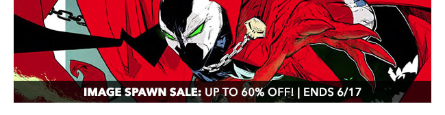 Image Spawn Sale: up to 60% off! | Ends 6/17