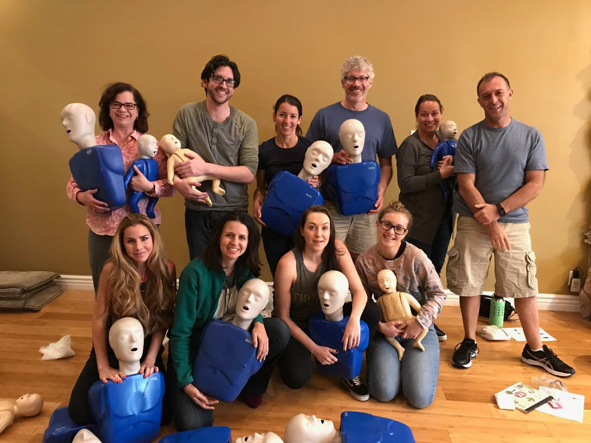 Online Red Cross CPR/AED/First Aid certification