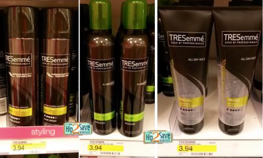 TRESemme-Target