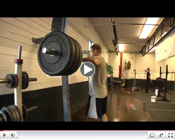CrossFit - Back Squat Insights with David Millar, Rob Orlando, and Dave Lipson