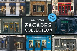 The Ultima Facades Collection